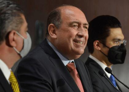 RUBÉN MOREIRA ENCABEZARÁ LA JUCOPO EN LA 65 LEGISLATURA