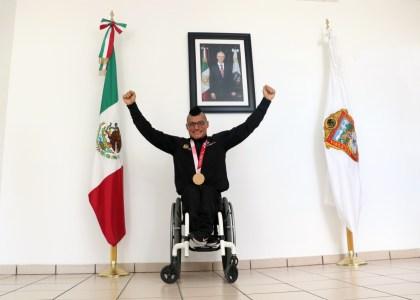 BUSCA JUAN PABLO CERVANTES EL ORO EN PRÓXIMAS JUSTAS DEPORTIVAS