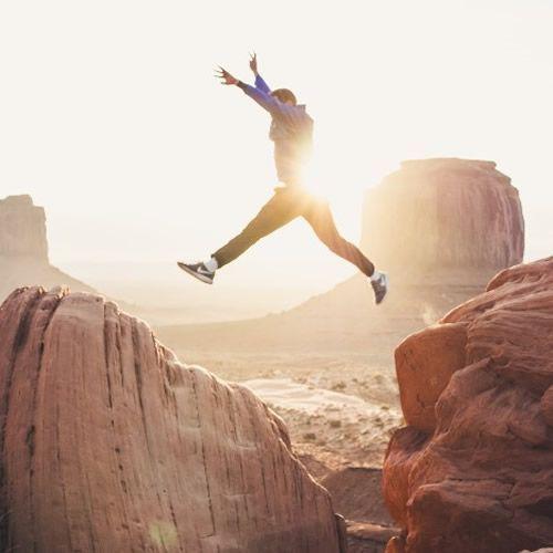 salto sin miedo