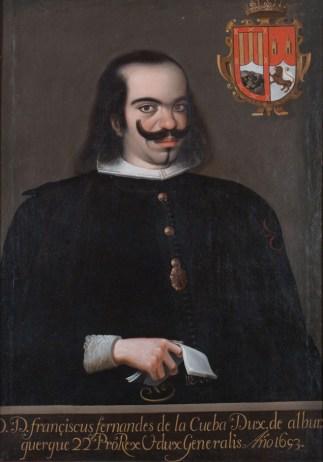 Francisco Fernández de la Cueva, duque de Albuquerque