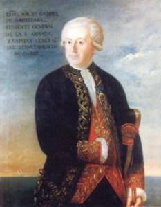 Gabriel de Aristizábal y de Espinosa