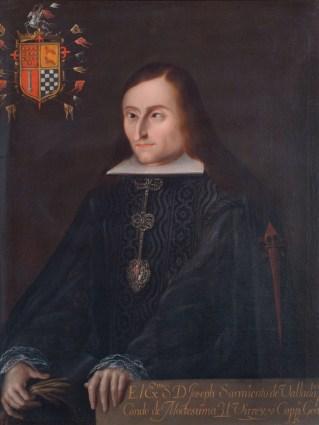José Sarmiento y Valladares, conde de Moctezuma y de Tula
