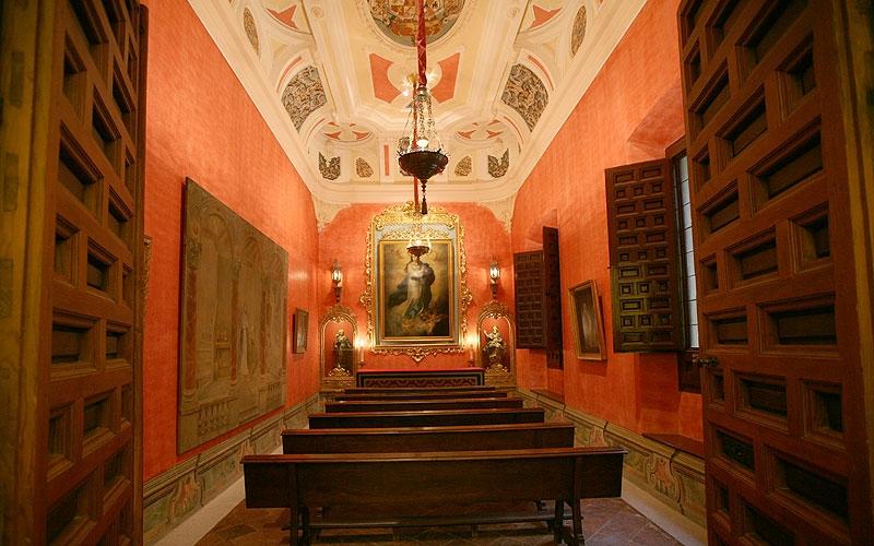 Capilla de las Niñas del Real Monasterio de las RR.MM. Comendadoras de Santiago de Madrid