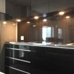 オーダー食器棚|造作家具|藤井寺市