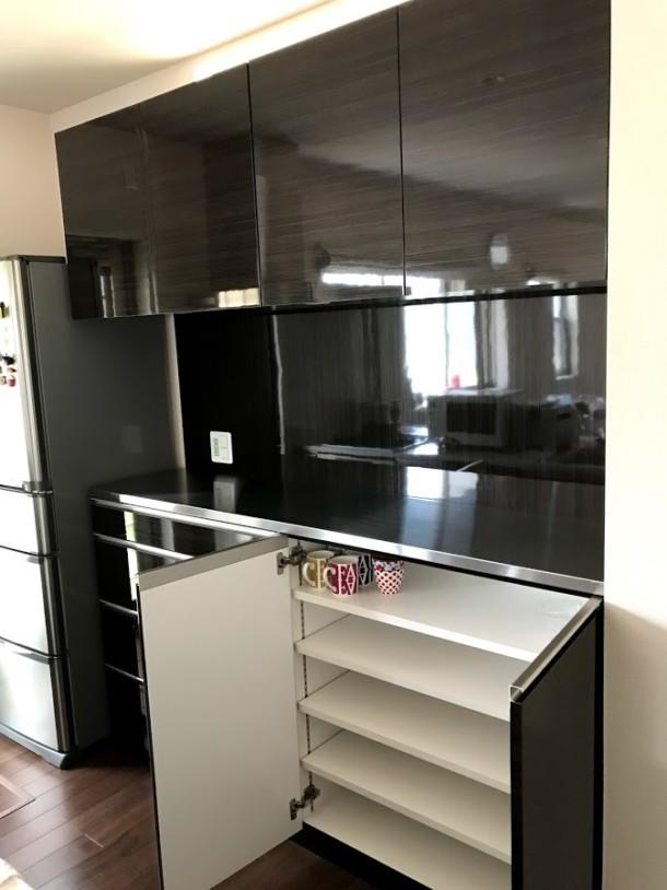食器棚|オーダー家具