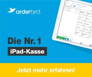orderbird. Das iPad Kassensystem für die Gastronomie. Jetzt gratis testen!