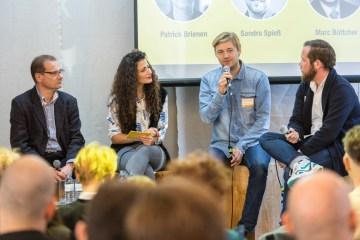 Die Software-Experten auf dem Gastro-Gründertag