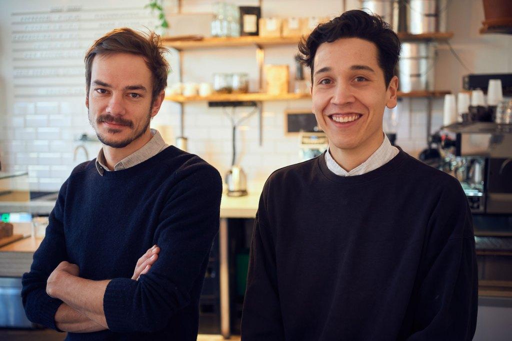 Isla Berlin Philipp Reichel und Peter Duran
