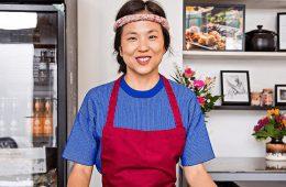 Gastro-Gründerpreis-Gewinnerin 2017 Kyung-Ah-Meiers im Kimbap Spot in Bochum
