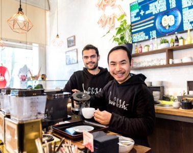 Die Gewinner vom Deutschen Gastro-Gründerpreis Sando&Ichi