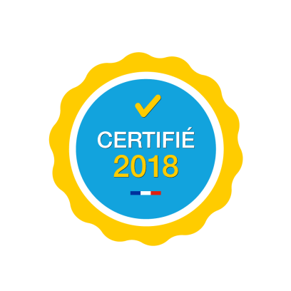 badge certifié