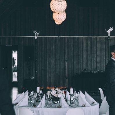 Preparation des Tables