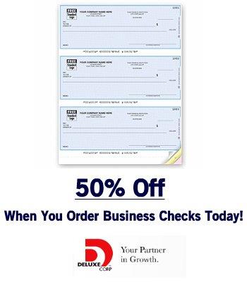 cheap business checks