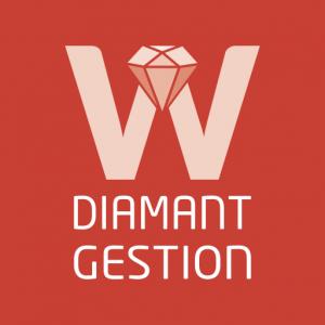 Logo Logiciel Gestion Commerciale W-Diamant