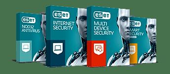 gamme antivirus eset