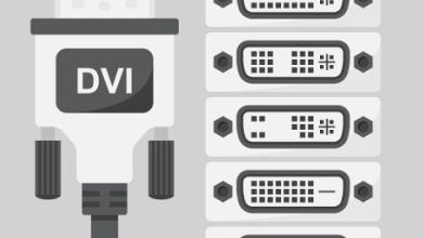 Photo of Les différents connecteurs DVI (Interface de vidéo digitale)