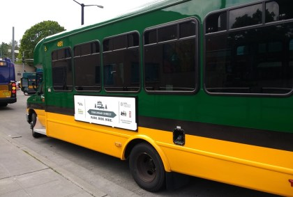 King Country Metro trailhead direct bus