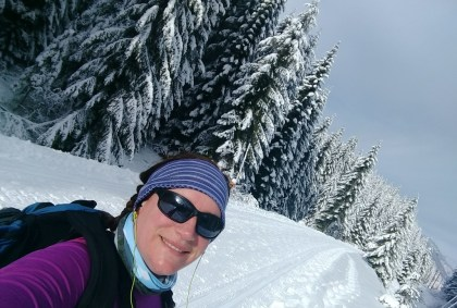 cross country skiing at snoqualmie pass