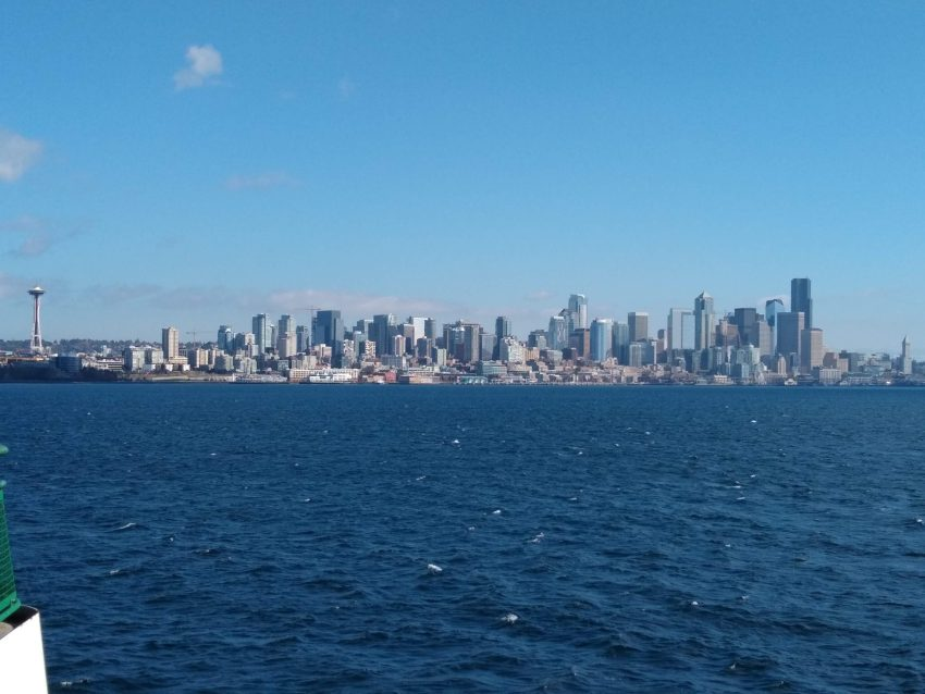 Many of the best day trips from Seattle involve a ferry ride
