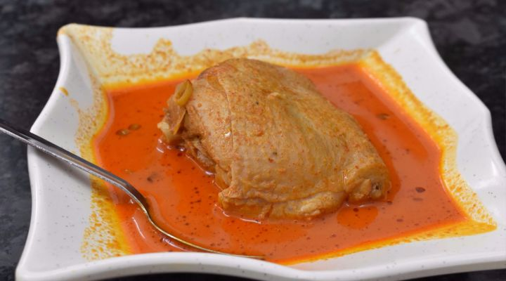 Ratha Raub @ Gohtong Jaya – Best Fish Head Curry And Roti Canai