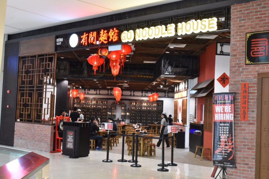 Today's post is a review of Go Noodle House, a popular noodle joint you can find in Kuala Lumpur. They recently opened a branch in Sky Avenue, Genting Highlands