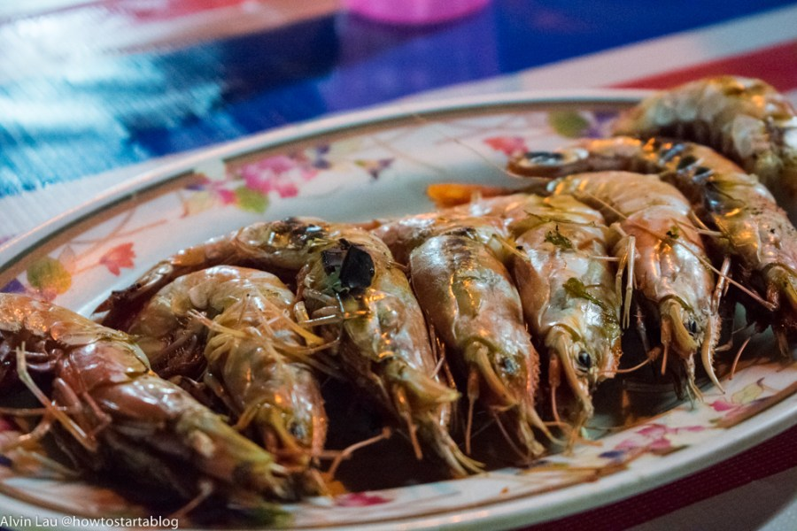 ikan bakar alai review