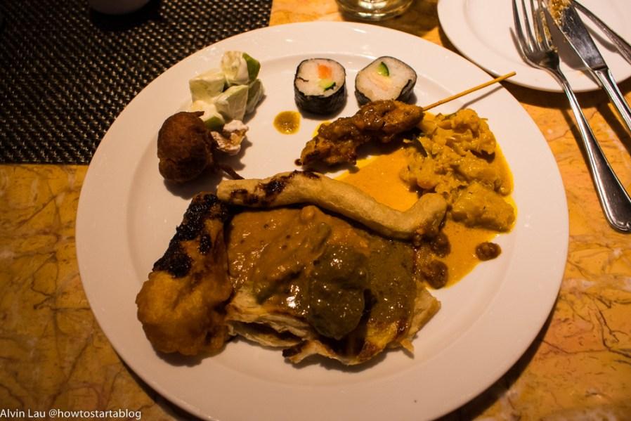 ramada buffet melaka