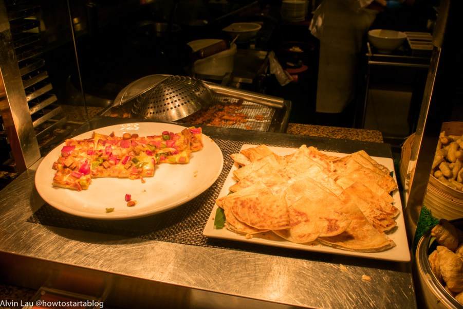 ramada plaza hotel melaka buffet review