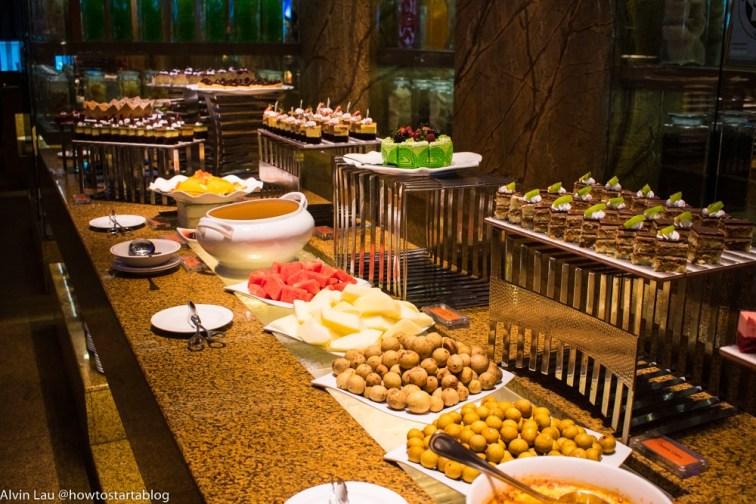 dinner in melaka - ramada plaza