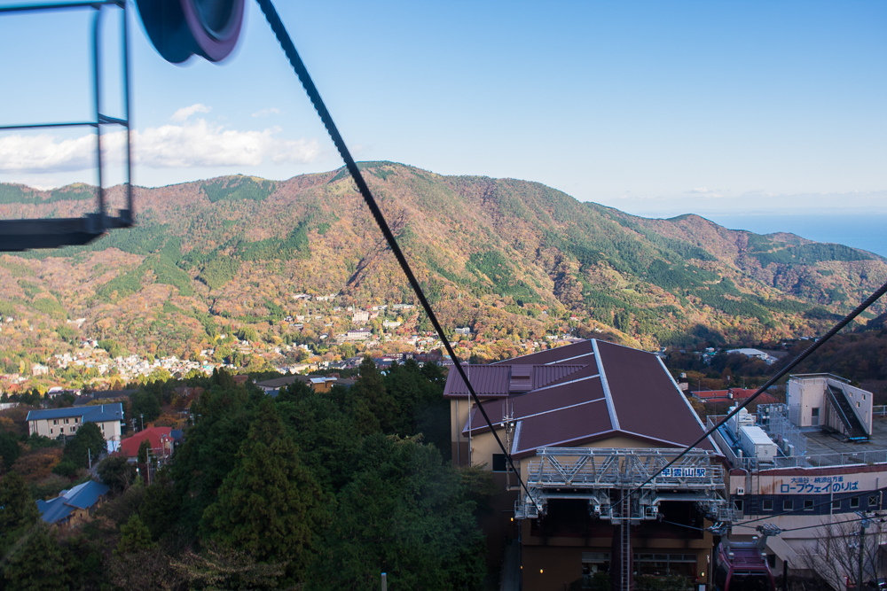 what to do at hakone