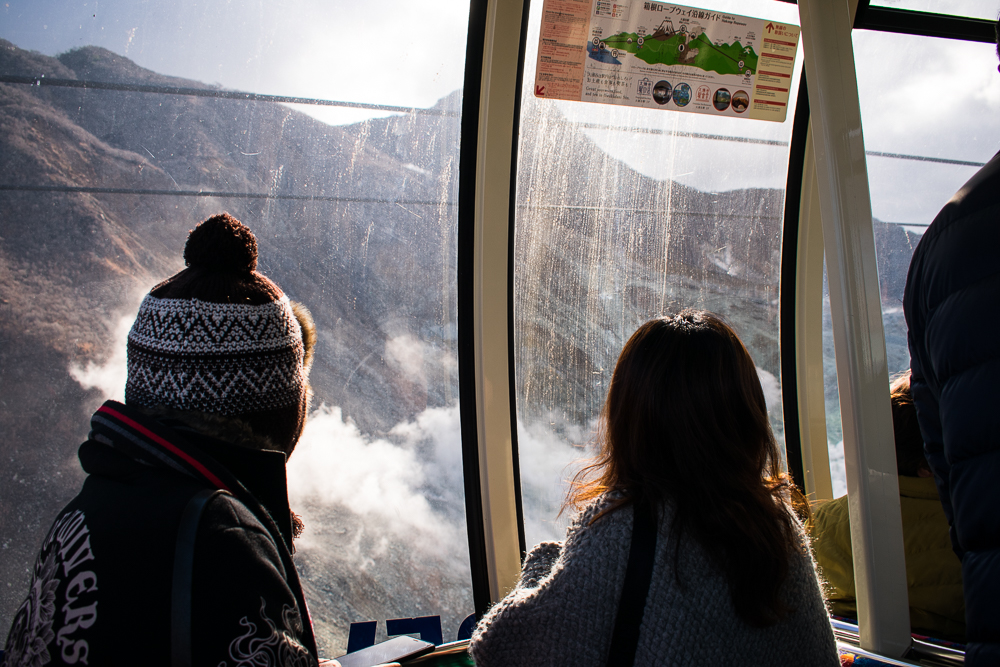 what to do at hakone in 2018