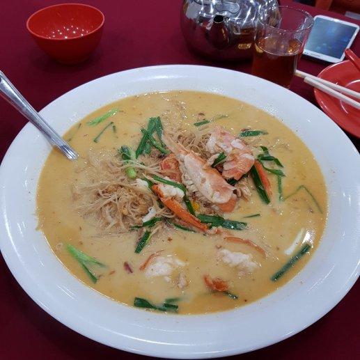 best foods in malacca - aunty fatso