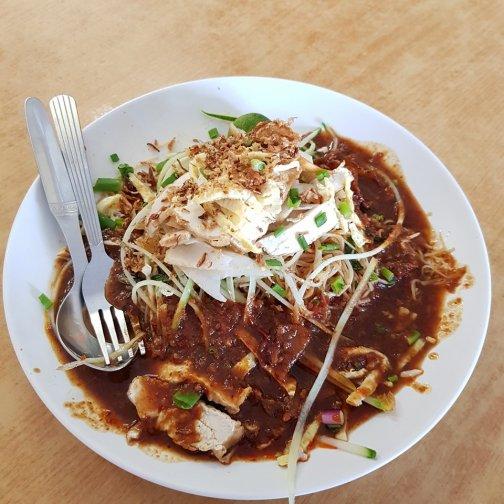 nicest food in melaka