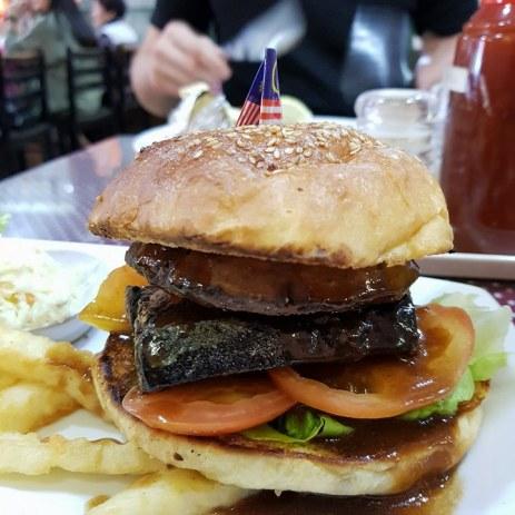 best food in malacca - wok n pan
