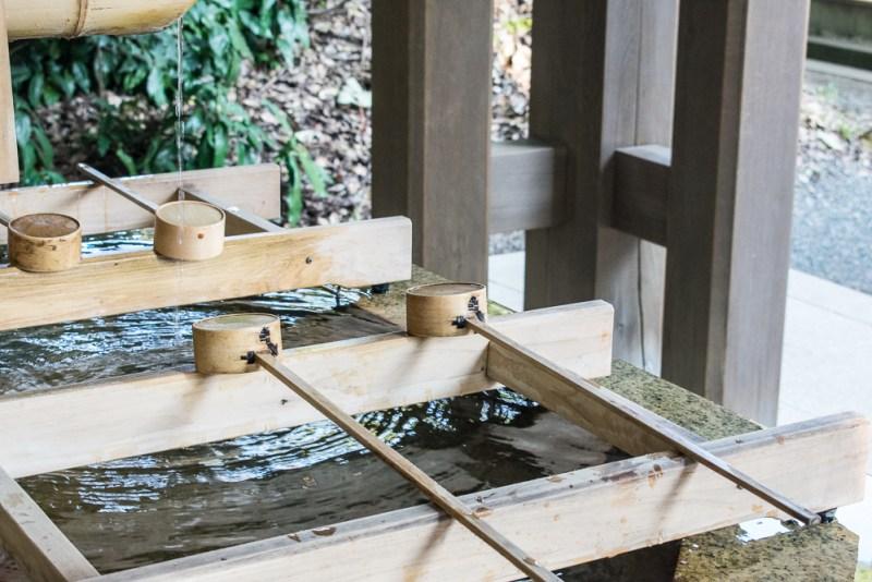 meiji shrine travels