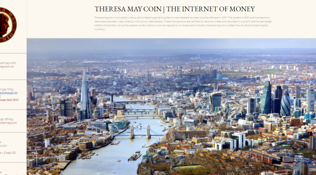 What Is Theresa May Coin? – Another Shitcoin?
