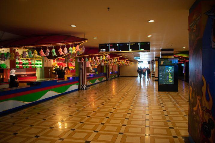 genting highlands indoor arcade