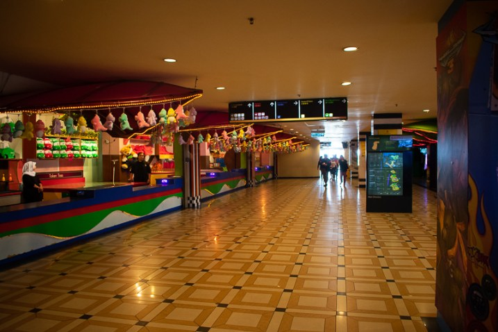genting highlands indoor arcade