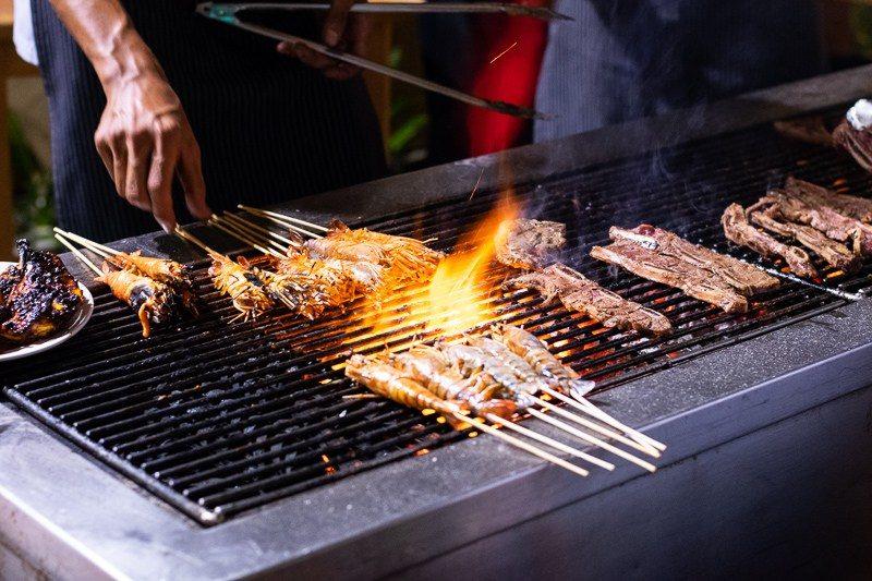 top buffet in malacca