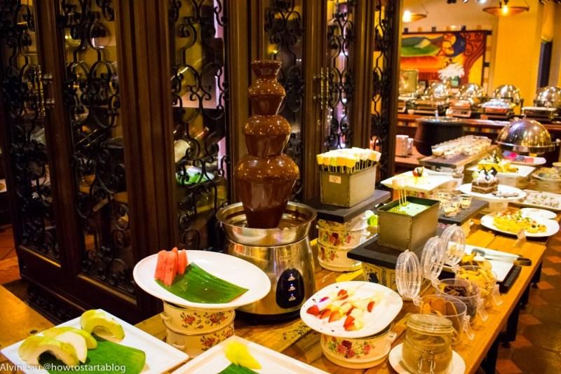 best buffet malacca