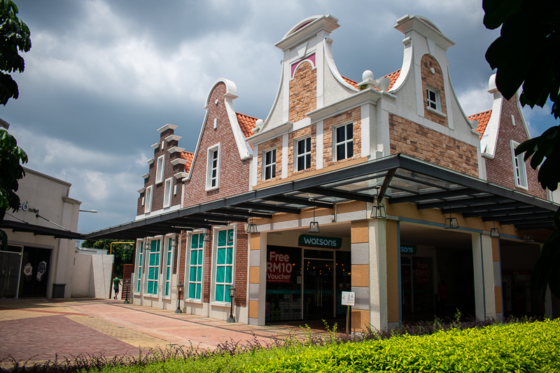 freeport premium outlet malacca