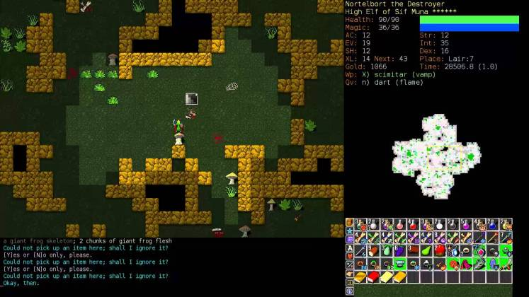 top roguelike game