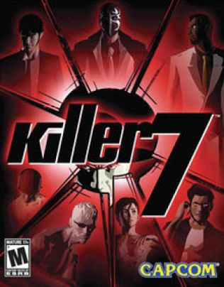 killer 7 game