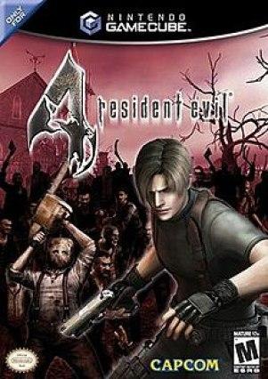 resident evil 4 - gamecube games 2018