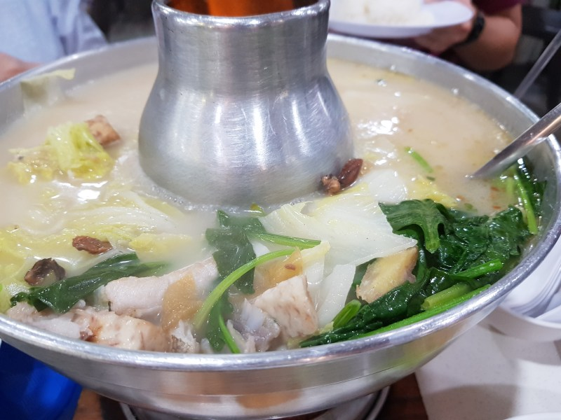 best fish head steamboat in ang mo kio