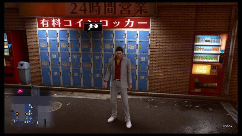 yakuza kiwami 2 make money through lockers