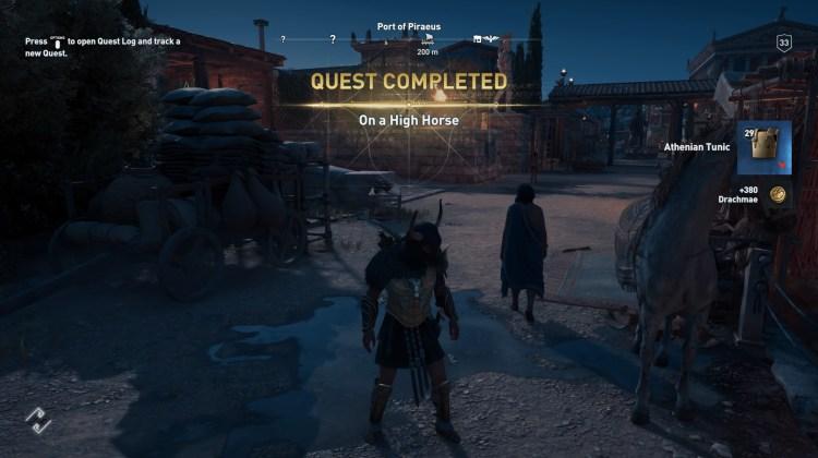 assassins-creed-odyssey-on-a-high-horse-quest-walkthrough