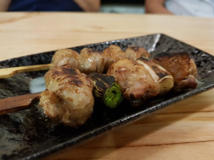 daruma syokudo food review