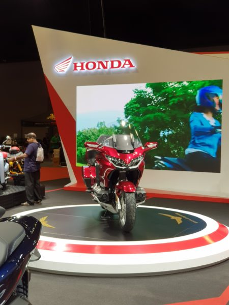 klims 18 honda motorcycle