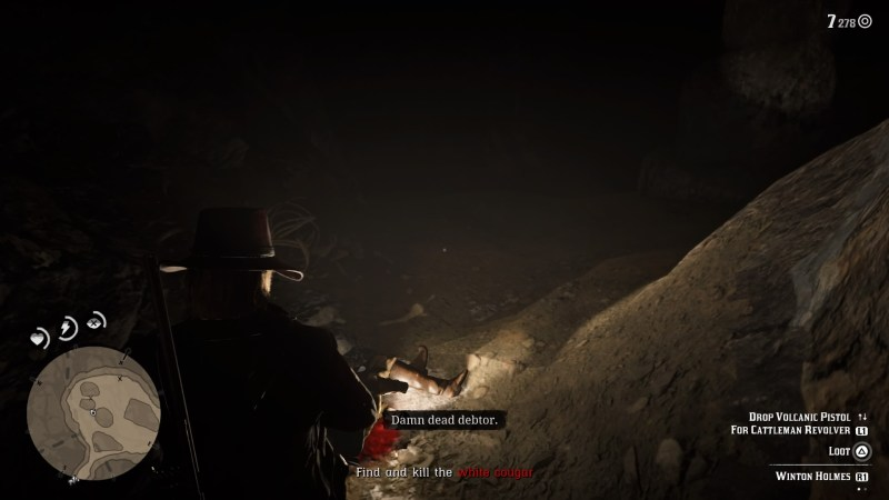 cougar red dead redemption 2